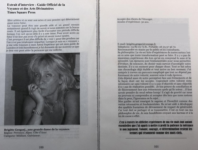 Interview : Guide Officiel de la Voyance et des Arts Divinatoires