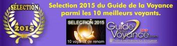 Brigitte Gregorl sélection 2015 guide de la voyance